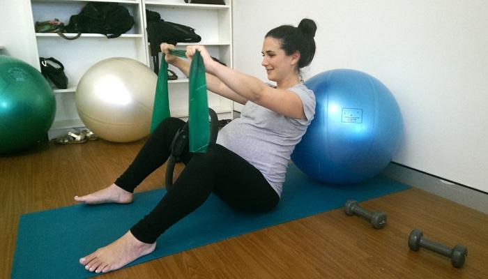 Pregnancy Exercise Plan