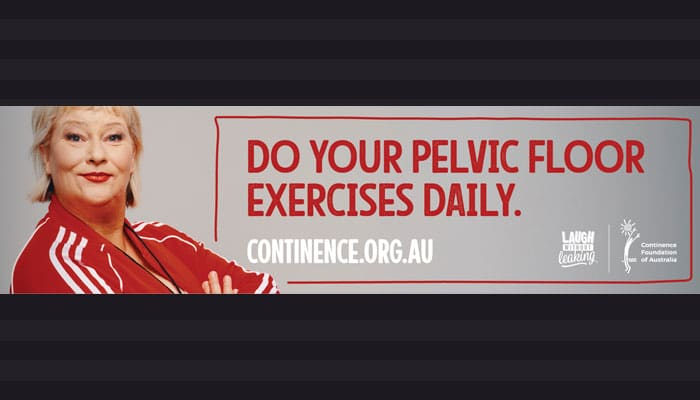 Do Your Pelvic Floor Exercises Daily