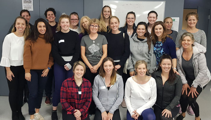 The Pregnant Pelvis - Canberra 2019