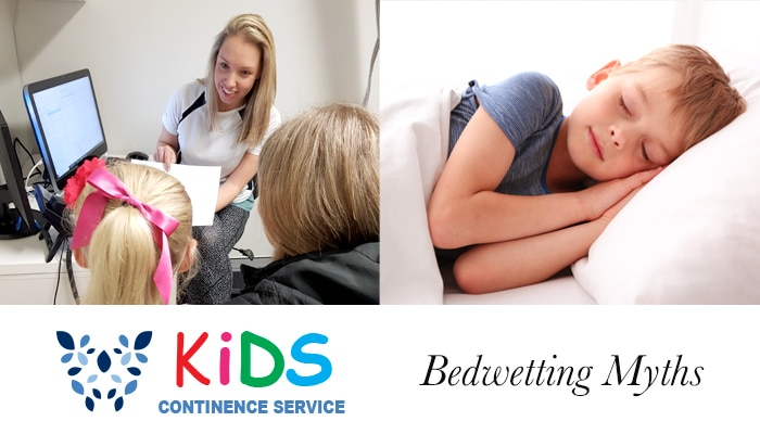 Kids Continence - Bedwetting Myths