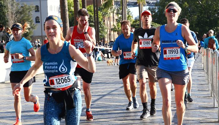 Running For Hamlin