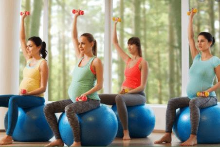 Pregnancy Exercise Classes