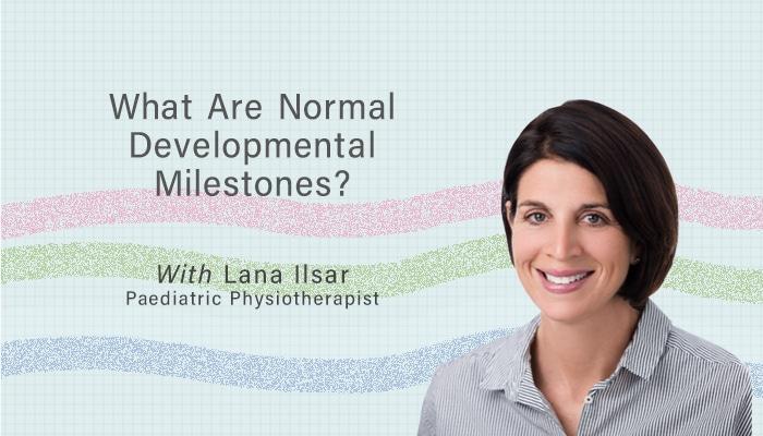 What Are Normal Developmental Milestones