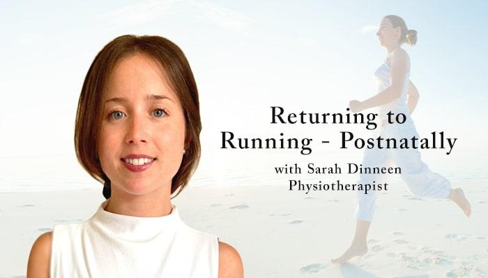 Return to Running Postnatally