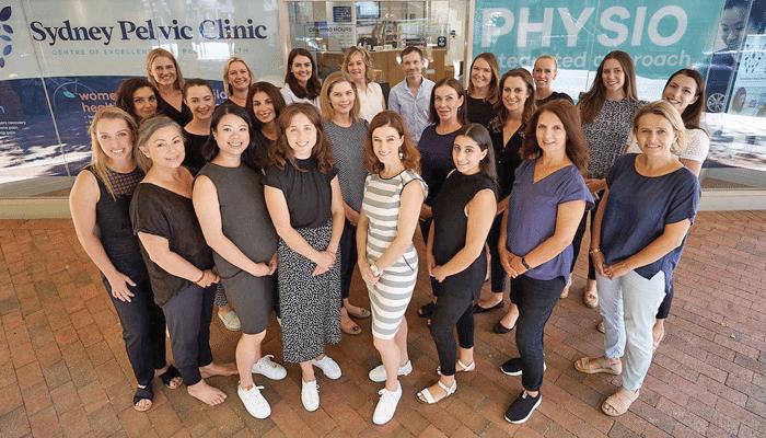 Sydney Pelvic Clinic Team