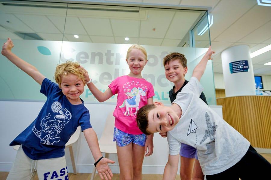 Paediatric Physio Services Sydney