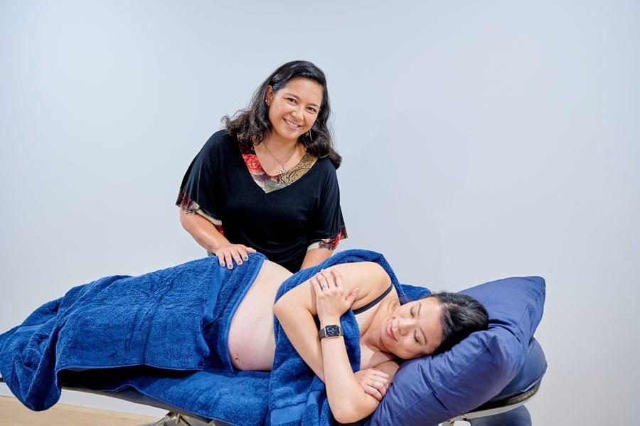 Pregnancy Massage Services Sydney