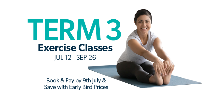 Term 3 Exercise Classes